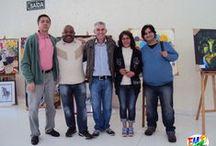 MOCAI - Movimento Cultural e Artístico / Grupo de Artistas da Cidade de Indaiatuba.