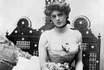 1900's fashion / Fashion from 1900 to 1909