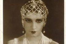 1920's fashion / WW1 to 1920's fashion
