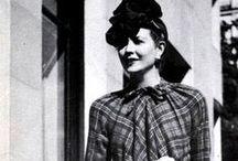 1940's fashion