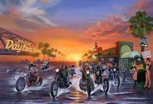 Daytona Beach Bike Week / The World's Largest Motorcycle Event - Located in Daytona Beach Florida
