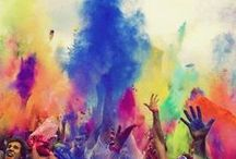 Colorfully