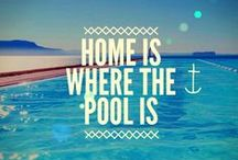 We Sell Fun...Guaranteed! / Fun facts & quotes about summertime and pools plus some great pool party ideas