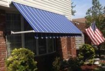 Our Awnings / Awnings, Shades and Canopies