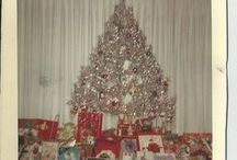 Christmas Aluminum Tree / by Halloween on Auburndale st