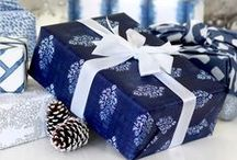 Gifting | Accessories / Whether it's for a gift or simply decorating, our high-quality gift wrapping sheets will make it extra-special.  / by Guildery