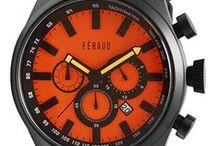 Tienda Feraud / Relojes de Cuero