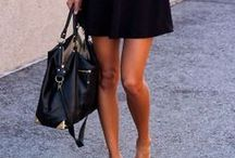 skirt with flats
