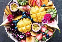 Colourful Delicacies