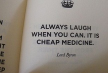 Laugh every day / by Rebecca Savage