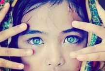 Beautiful Eyes / by Sandy