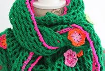 Mostly crochet