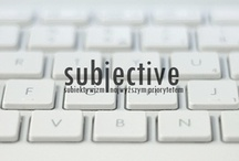 Subjective Blog