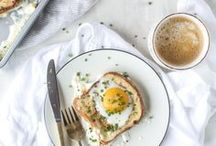 Breakfast / Breakfast is the best meal of the day.  Here are some lovely breakfast ideas to start your day.