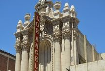 Movie Palaces / Historic Theaters and Vintage Movie Houses  / by Dennis Oliver