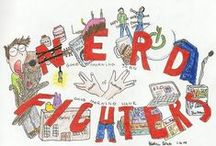 Nerdfighter /  Netdfighteria!!  / by Annabeth Chase