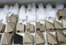 Architecture: models / by Paul Testa Architecture