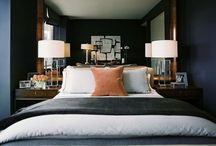 Bedroom / Chic and elegant. Dreamy and clean.