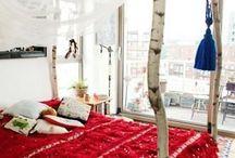 Bedroom/Makuuhuone