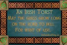 Irish Toasts / Irish toasts for all occasions