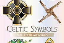 Celtic Symbols / Ancient and modern Celtic Symbols