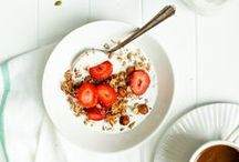 Breakfast Brunch ideas / Ideas for breakfast and brunch to start your beautiful day right.