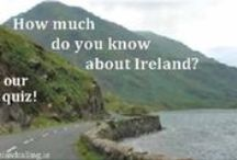 Quizzes on Ireland / Try out these fun quizzes to find out how much you know about all things Irish.