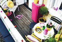 Balcony/parveke
