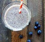 Healthy breakfasts / Gesunde Frühstücksrezepte // Natürliche Superfoods