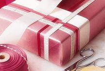 Presents and Wrapping / for birthdays and other occasions
