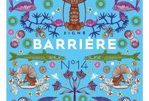 Signé Barrière - Numéro 14 / Magazine signé Barrière - numéro 14 #signebarriere #michaelcailloux