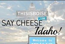 Say Cheese Idaho!