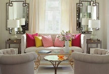 A Living Room / Ideas and possibilities for the living room / by Melissa Williams
