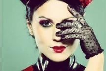 Makeup Inspired / Brilho, cores,textura e criatividade.