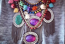 Make jewellery / One day I will.... Then it'll take me about 5 years to make them all, and I'll probably go broke buying supplies! / by Fiona McLean