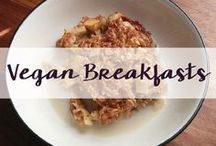 Vegan Breakfast & Brunch / Vegan Breakfast and Brunch recipes from A Rooted Kitchen and other food blogs from around the web.