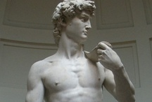 Classic Nude Art / This is where all the classic nude paintings would go if allowed. The full statue of David by Michelangelo would go here as well. / by William Thomas, Botanical Art