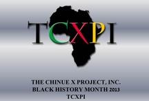 TCXPI BLACK HISTORY2 / On This Day In TCXPI History - FEBRUARY