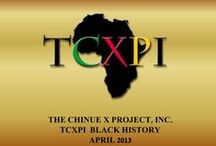 TCXPI BLACK HISTORY4 / On This Day In TCXPI History - APRIL