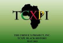 TCXPI BLACK HISTORY5 / On This Day In TCXPI History - May