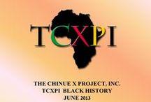 TCXPI BLACK HISTORY6 / On This Day In TCXPI History - June