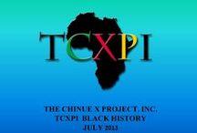 TCXPI BLACK HISTORY7 / On This Day In TCXPI History - July