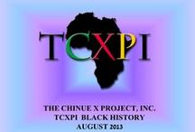 TCXPI BLACK HISTORY8 / On This Day In TCXPI History - August