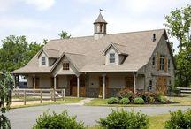 Carriage Houses & Barns