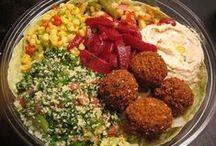 Ricette Arabe / by Allie
