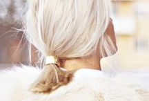 Hair / by Honeybee