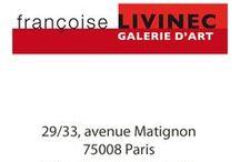 Artistes / Galerie Françoise Livinec