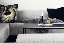 Scandinavian decor / inspiracje designerskie, aranżacje wnętrz, najnowsze trendy