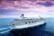 The Best of Crystal Cruises / At Crystal Cruises, we are motivated by a single goal: to provide you with the finest experience not only in cruising, but in all of luxury travel. Where will your Crystal story begin? / by Crystal Cruises