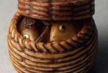 Netsuke / by Alan Birchall Ceramics